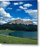 Heavenly Day Metal Print by Kathy Yates