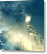 Heavens After The Rain II Metal Print