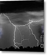 Heavens Gates Happy Easter Metal Print