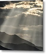 Heaven's Sunshines  Metal Print