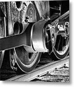 Heavy Metal 1519 - Photopower 1475 Metal Print