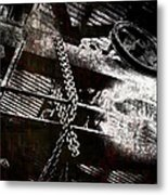 Heavy Metal Metal Print by John Monteath