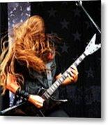 Heavy Metal Metal Print