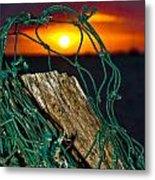 Heeia Sunrise Metal Print