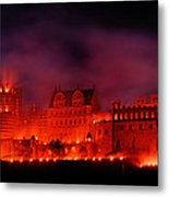 Heidelberg Red Castle Metal Print