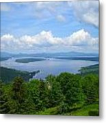 Height Of The Land A2 Metal Print