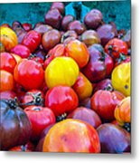 Heirloom Tomatoes V. 2.0 Metal Print