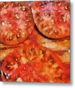 Heirlooms With Salt And Pepper Metal Print