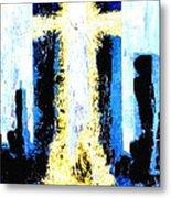 Held Before 9-11 Hope Metal Print