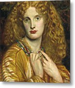 Helen Of Troy Metal Print by Philip Ralley