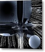 Helm Of Darkness Metal Print
