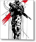 Helmand  Metal Print