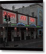I Heard I Was In Town Metal Print by John Stephens