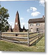 Henry Hill At Manassas Metal Print