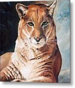 Her Majesty Metal Print