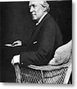 Herbert Henry Asquith (1852-1928) Metal Print