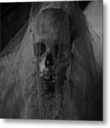 Herbies Dead Wife Lilith In New Orleans Metal Print