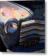 Herbie's Father Metal Print