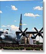 Hercules C--130 Metal Print