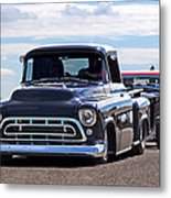 Here Come The Hot Rod Boys Metal Print
