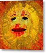 Here Comes The Sun Two Metal Print
