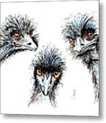 Heres Looking At You Kid Metal Print