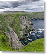 Hermaness National Nature Reserve Metal Print