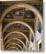 Hermitage Arches Metal Print
