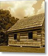 Hermitage Farmhouse 2 Metal Print