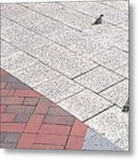 Hey You This Is My Spot Metal Print