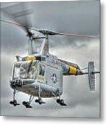 Hh-43 Huskie Metal Print