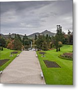 Garden Of Tranquility Metal Print