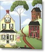 Hickory Grove Metal Print by Catherine Holman