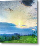 Hicks Farm #1 Metal Print