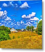 Hicks Farm #3 Metal Print