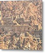 Hidden Castle Metal Print