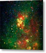 Hidden Nebula 2 Metal Print by Jennifer Rondinelli Reilly - Fine Art Photography