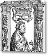 Hieronymous Bock (c1489-1554) Metal Print