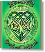 Higgins Soul Of Ireland Metal Print