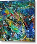 Higgs Field Activity -or- Paint Metal Print