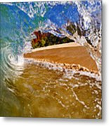 High And Tight Metal Print