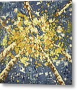 High - Aspens Metal Print