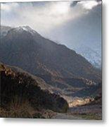 High Atlas Mountains Metal Print