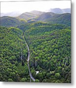 High Country 2 In Wnc Metal Print