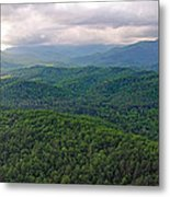 High Country 3 In Wnc Metal Print