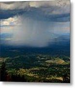 High Country Monsoon Metal Print