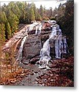 High Falls Metal Print