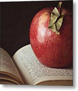 Higher Learning Metal Print by Amy Weiss