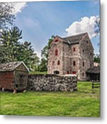 Highland Farm - Ambler Pa Metal Print