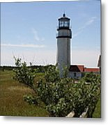 Highland Light - Cape Cod - Ma Metal Print